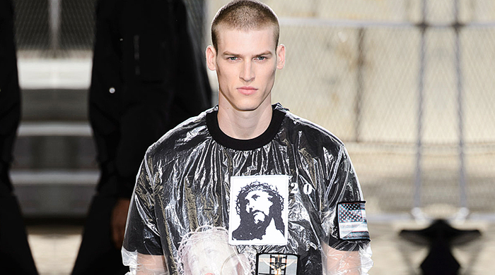 Неделя мужской моды в Париже: Givenchy, весна-лето 2016