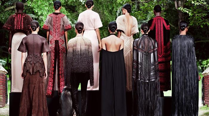 Ходят слухи: Givenchy собираются вернуться в мир haute couture
