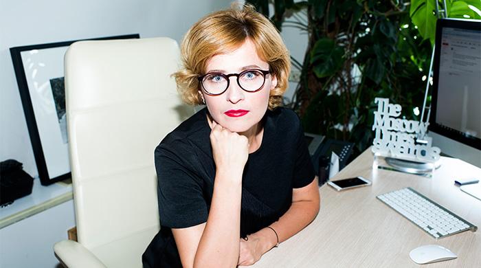 Люди за работой: Ольга Захарова
