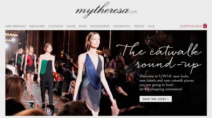 Интернет-магазин Mytheresa присоединился к Neiman Marcus Group