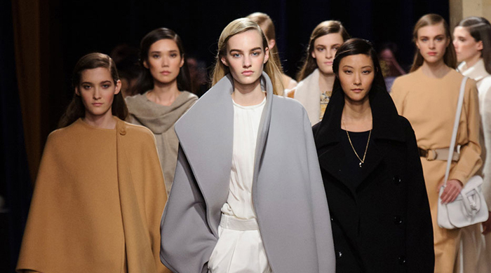 Прямая трансляция показа Hermès, весна-лето 2015