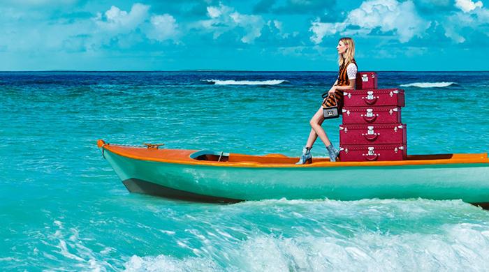 Пираты Карибского моря: новая кампания Louis Vuitton Spirit of Travel