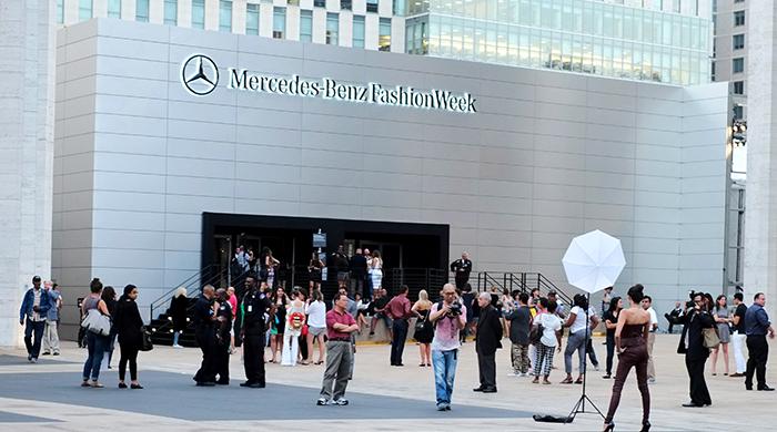 Февральская NYFW пройдет в Линкольн-центре в последний раз