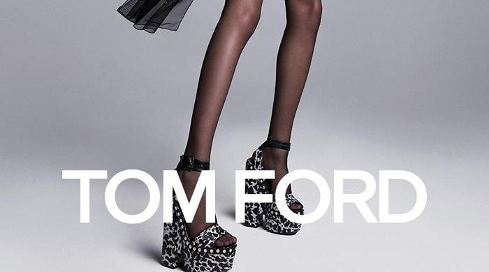 Полная версия: рекламная кампания Tom Ford, весна-лето 2015