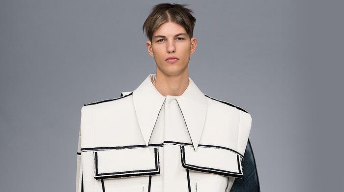 Обладателем премии H&M Design Award впервые стал дизайнер мужской одежды