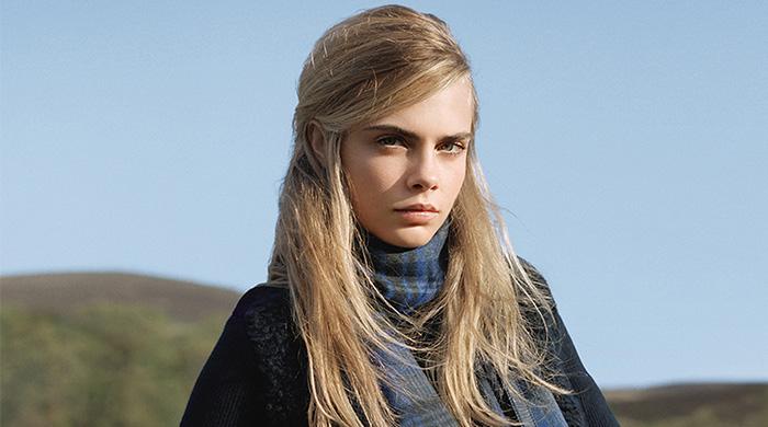 Кара Делевинь сыграет в экранизации подросткового романа