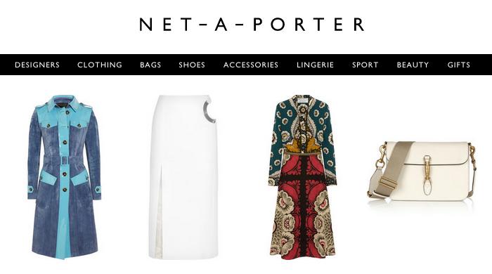 Yoox Group ведут переговоры о покупке Net-a-Porter
