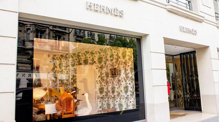 У Hermès украли 500 сумок