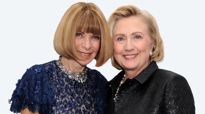 Хиллари Клинтон вновь появится на обложке Vogue?
