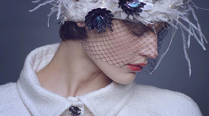 Мини-фильм о коллекции Chanel haute couture, весна 2015