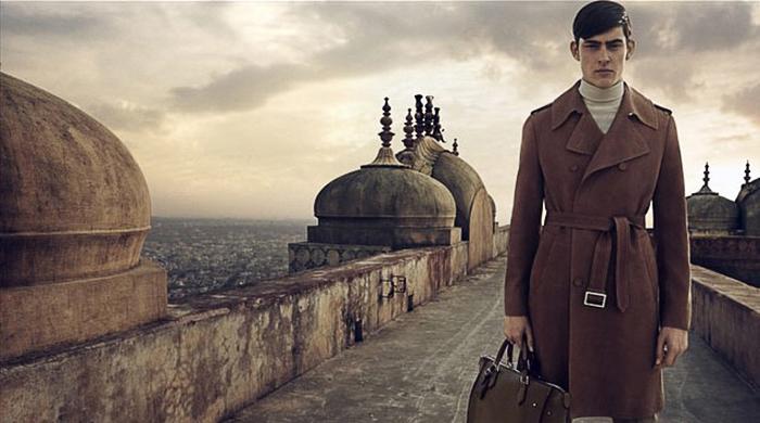 Первый взгляд: мужская кампания Louis Vuitton, весна-лето 2015