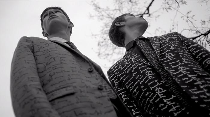 Совместное видео Dior Homme и Dazed & Confused