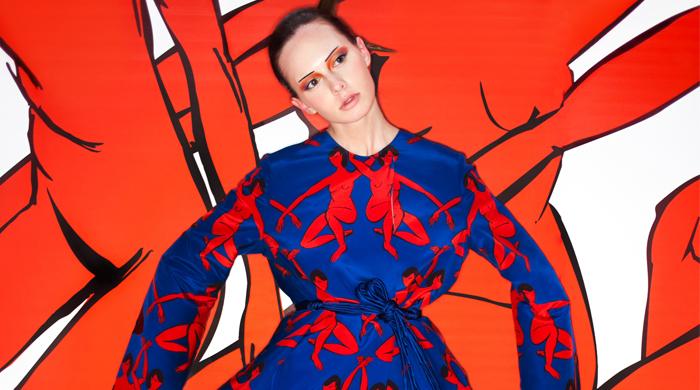 Обзор Buro 24/7: Tatyana Parfionova Haute Couture, осень-зима 2015