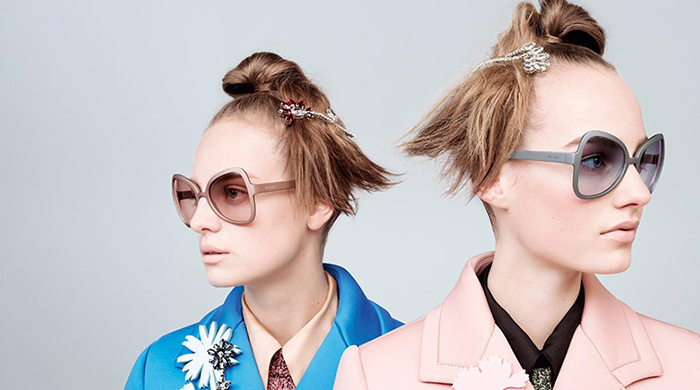 Ангелы носят Prada — в новой рекламной кампании осенне-зимней коллекции