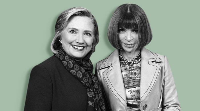 Рука об руку: Анна Винтур поддерживает Хиллари Клинтон в предвыборной гонке