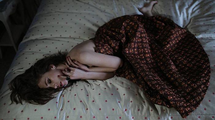 Анна Шепелева в новогоднем лукбуке Aizel.ru