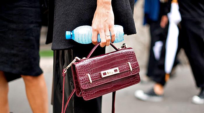 Неделя моды в Милане S/S 2015: street style. Часть II
