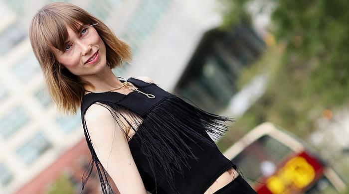 Неделя моды в Нью-Йорке S/S 2015: street style. Часть VIII