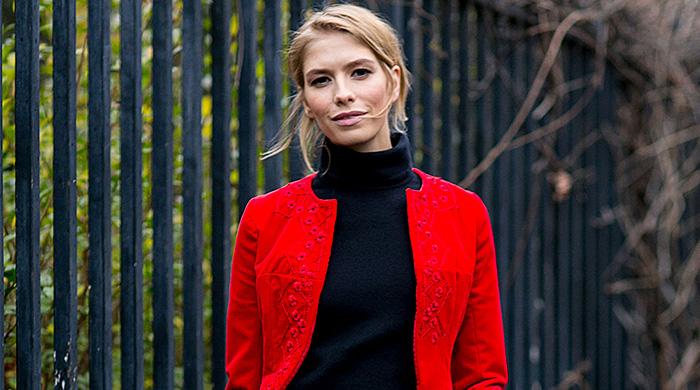 Неделя высокой моды в Париже S/S 2015: street style. Часть 1