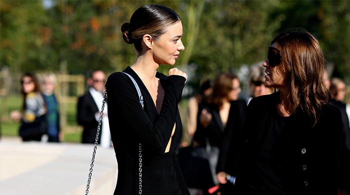 Неделя моды в Париже S/S 2015: street style. Часть VIII