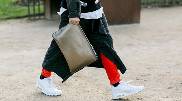 Мужская неделя моды в Париже S/S 2015: street style. Часть 2