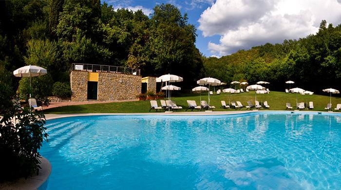 Grotta Giusti Resort Golf & SPA: люксовый курорт с термальными источниками в самом центре Тосканы