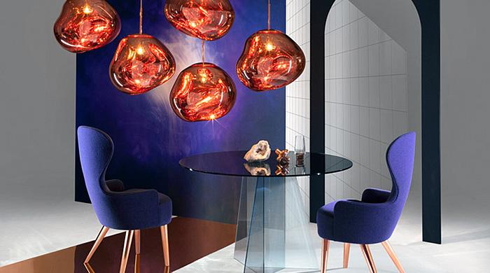 Том Диксон покажет новые предметы интерьера на Milan Design Week