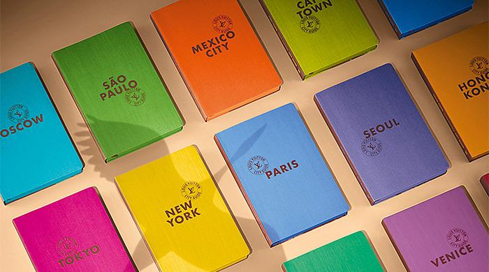 Louis Vuitton представили новые путеводители
