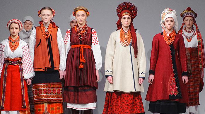5 главных коллекций Ukrainian Fashion Week, осень-зима 2015