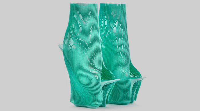 Коллеция 3D-обуви от Захи Хадид, Фернандо Ромеро и других дизайнеров