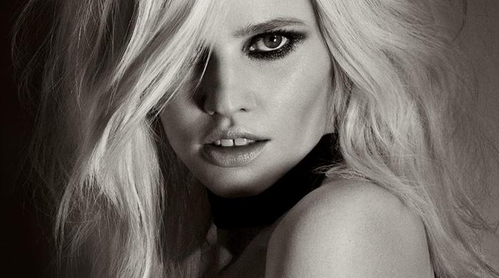 Лара Стоун в рекламе нового женского аромата Tom Ford
