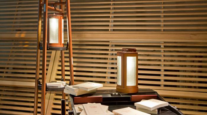 Объект желания: лампа ручной работы от Hermès Maison