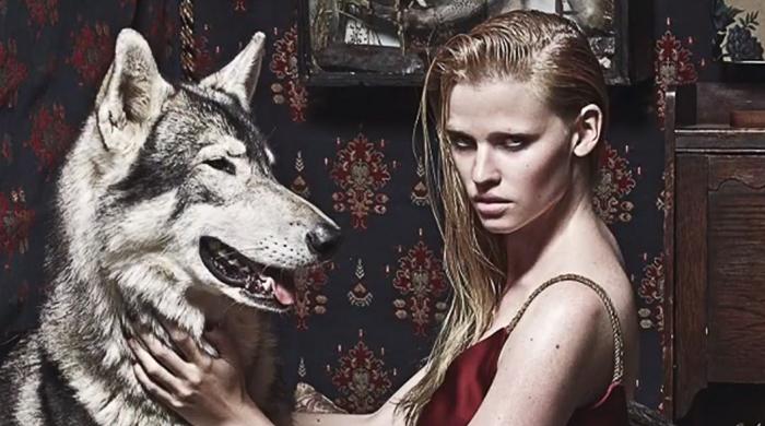 Кейт Мосс сняла Лару Стоун в дебютном фильме для Vogue
