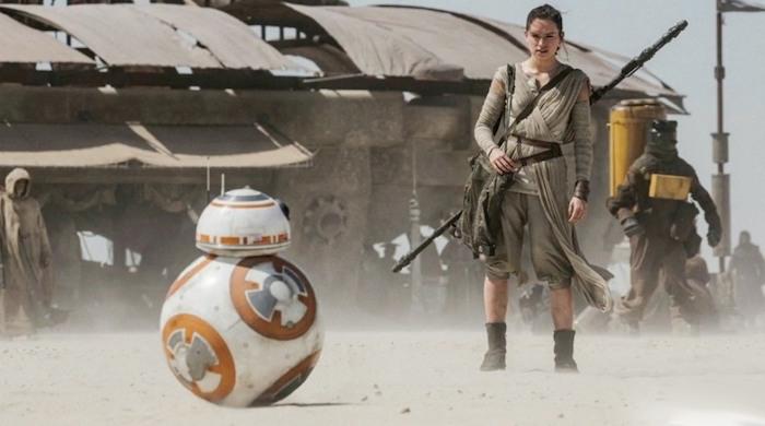 """У """"Звездных войн"""" появился новый трейлер"""