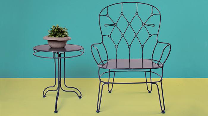 Контурная мебель от Alessandra Baldereschi