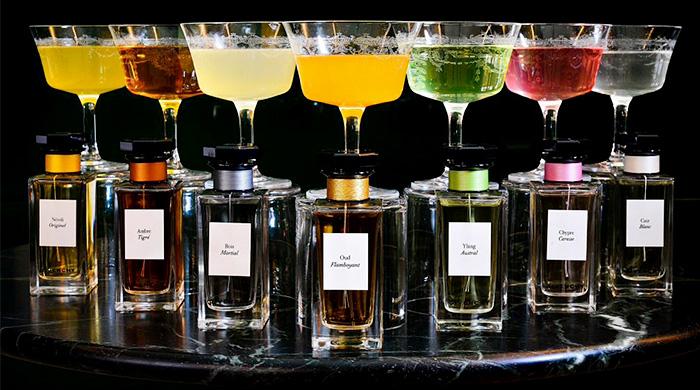 Все органы чувств: коктейли, вдохновленные ароматами Givenchy