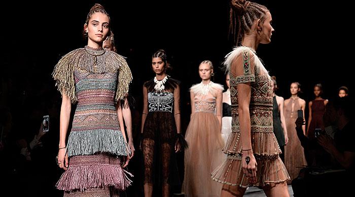 Дизайнеров Valentino обвинили в присвоении чужих культурных традиций