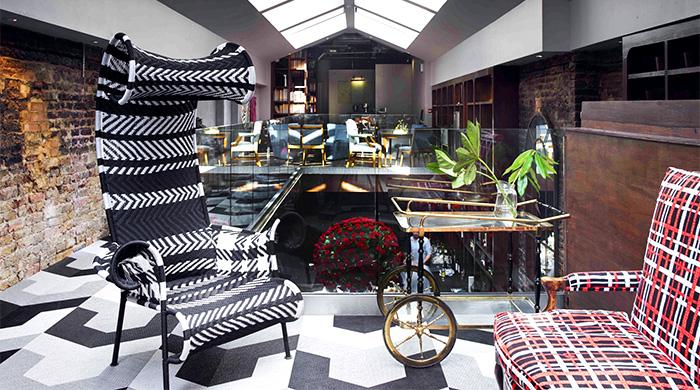 """Приватный лондонский клуб Library готов впустить """"чужих"""" в кафе Dub Plates Kitchen"""