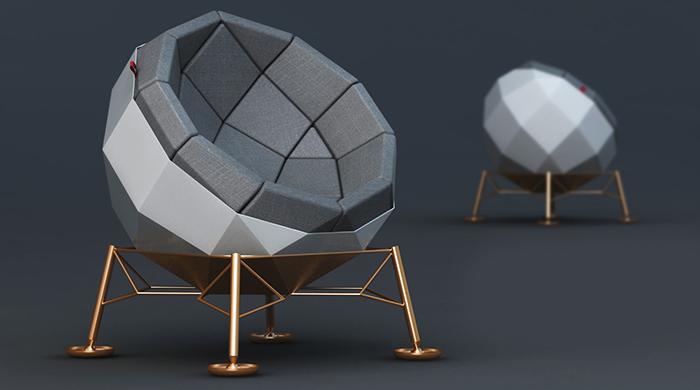 Объект желания: модульный стул Apollo