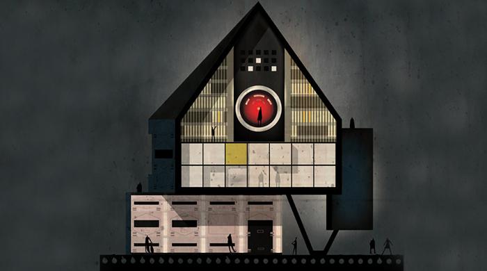 Дом, который построил Кубрик, а также Феллини, Тим Бертон и другие режиссеры