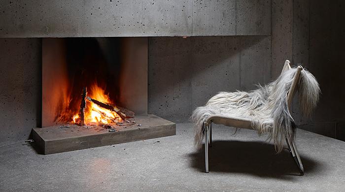 Каменный век: шале Refugi Lieptgas в швейцарских Альпах