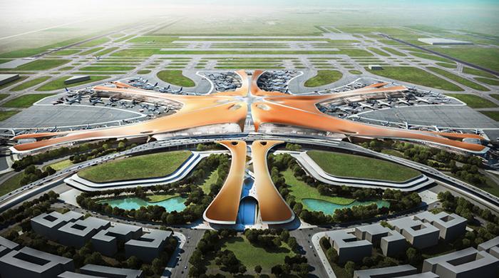 Заха Хадид и ADPI спроектируют крупнейший в мире терминал в Пекине