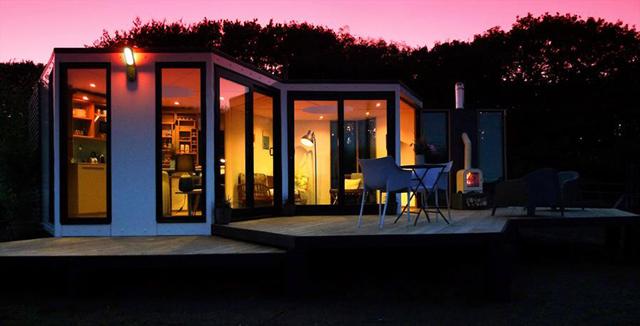 Вопрос жилплощади решен: гексагональная архитектура Барри Джексона