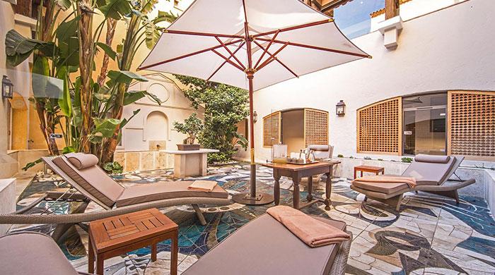 Спа недели: Spa Byblos by Sisley в отеле Byblos в Сан-Тропе