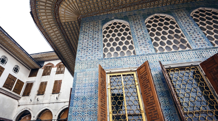 Путевые заметки: Стамбул