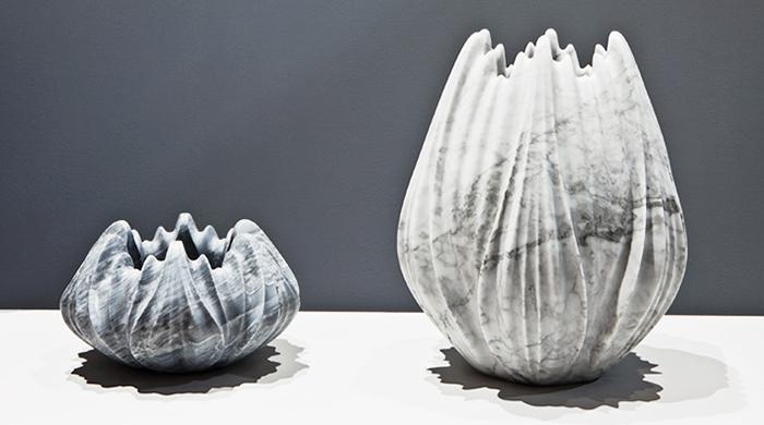 Мраморная коллекция от Zaha Hadid Architects