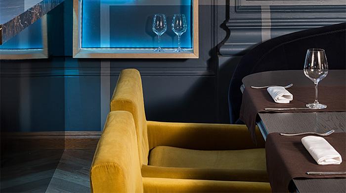 Malevitz в Нижнем: ресторан в особняке на берегу Волги