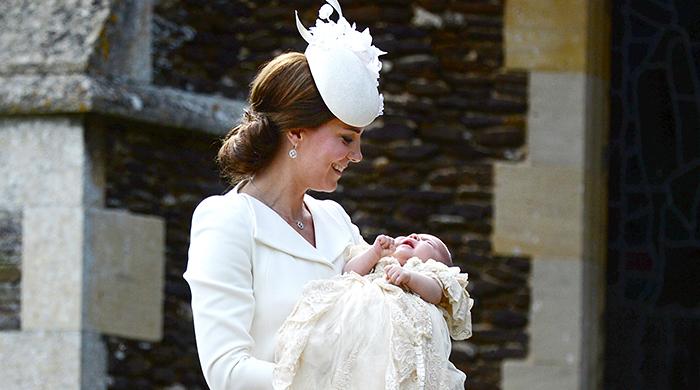 Вся королевская рать: крестины принцессы Шарлотты