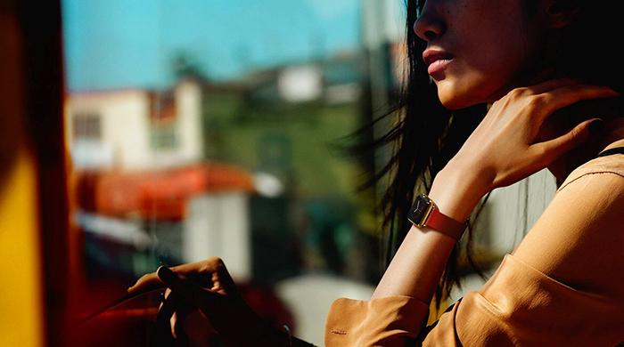 Apple Watch в объективе Дэвида Симса