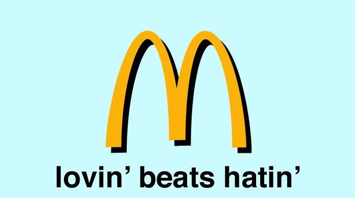 McDonald's собираются заменить слоган I'm Lovin' It?